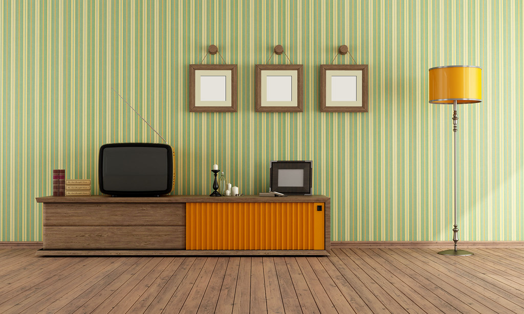 Our Top Tips for Infusing Retro Style Within Your Modern Interior Design