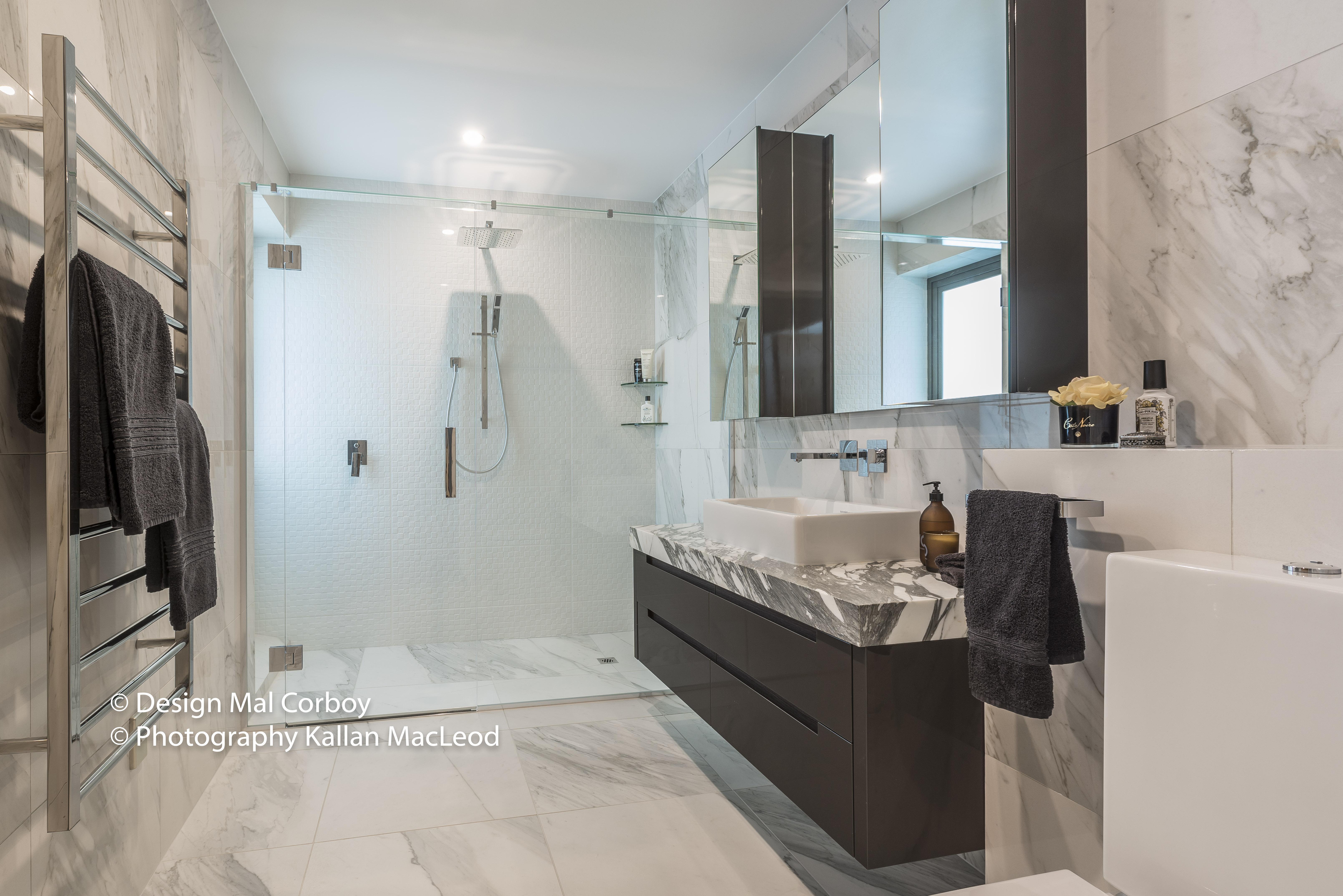 Hamilton City Apartment - Bathroom