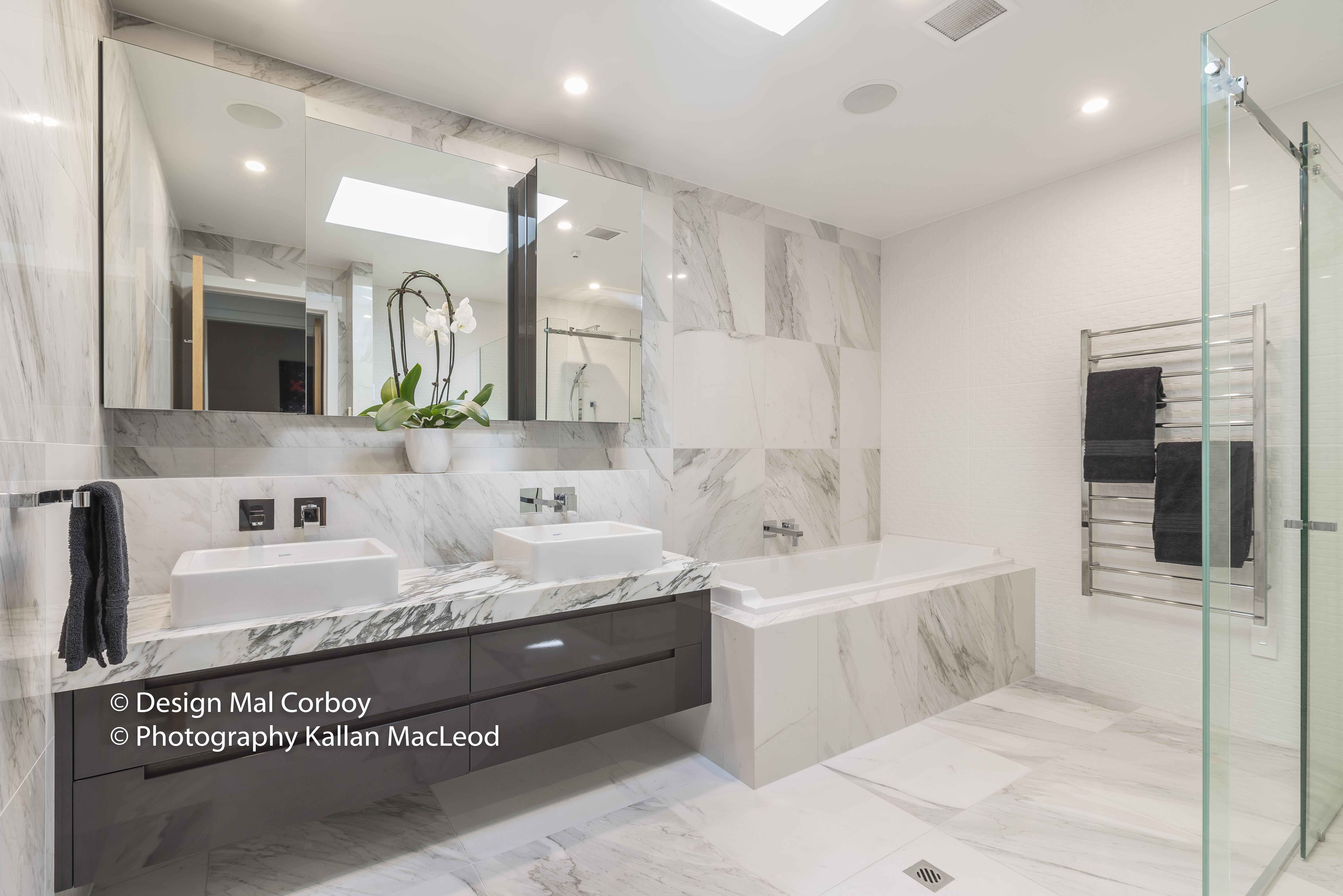 Blog | Mal Corboy Design | bathroom designer