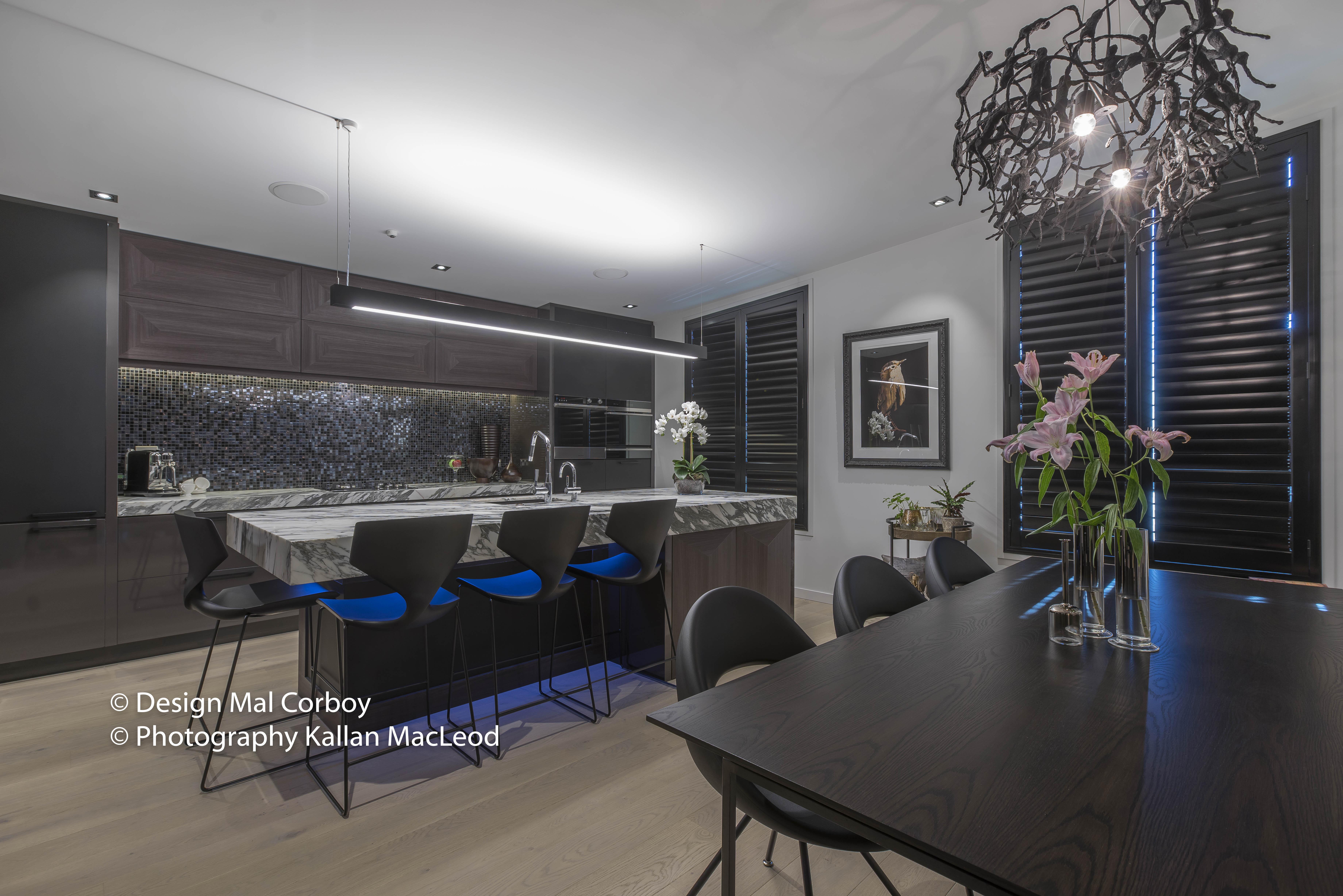 Hamilton City Apartment - Interior