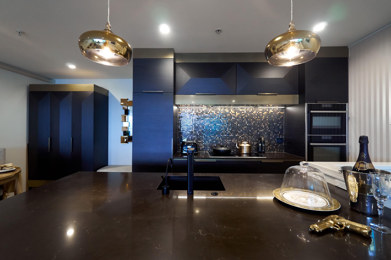 The Eye Magazine Apartment - Kitchens