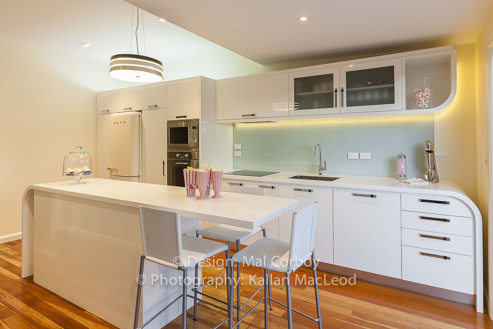 MT EDEN – KITCHEN