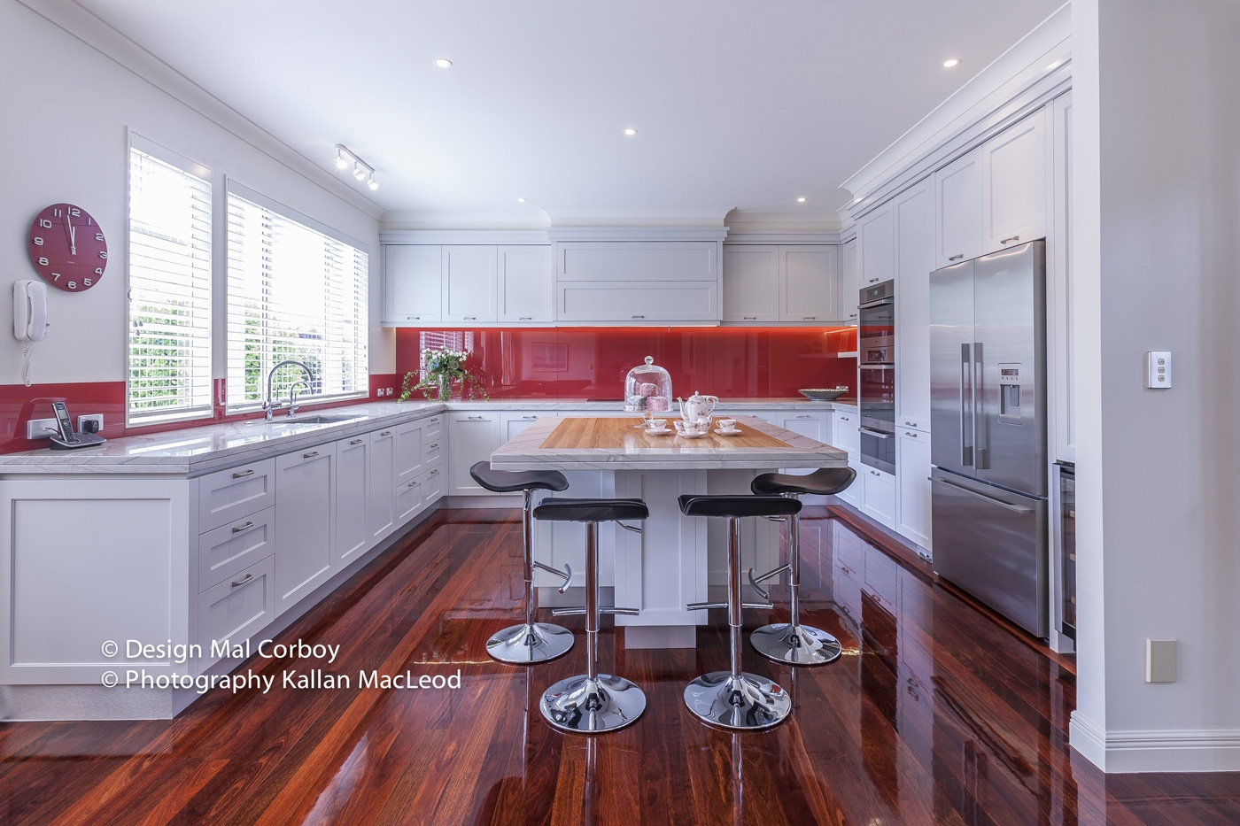 St Heliers – Kitchen