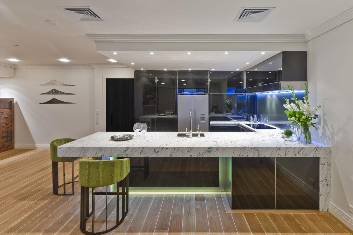 2011 Award Winner Auckland City – Kitchen – New Zealand