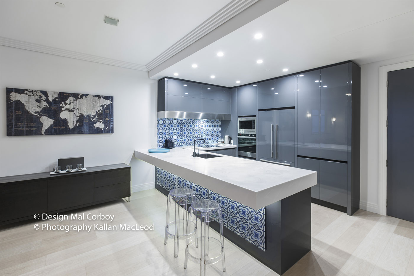 Auckland City – Kitchen