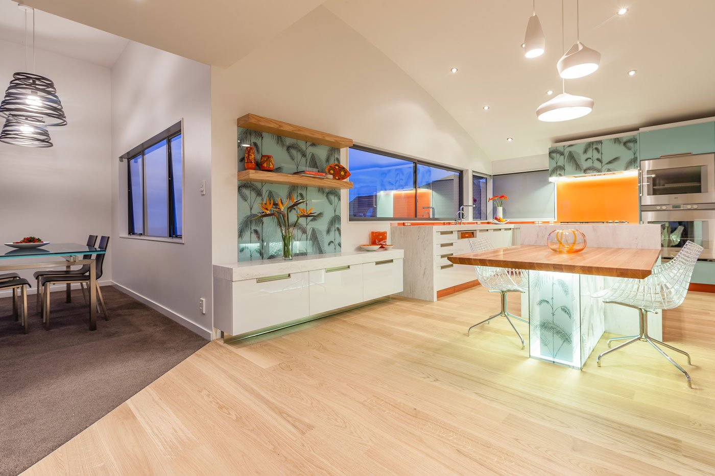 Castor Bay – Kitchen