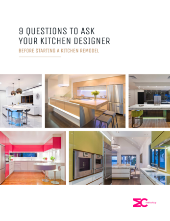 9 Question to ask your kitchen designer